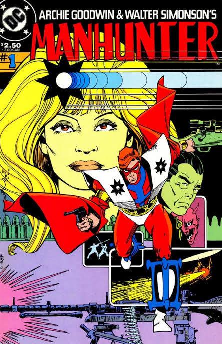 Manhunter #1, Archie Goodwin e Walt Simonson