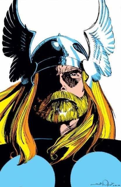 L'iconico Thopr di Walt Simonsons (anni 80-90)