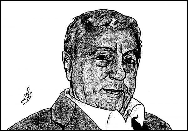 Sergio Bonelli ritratto