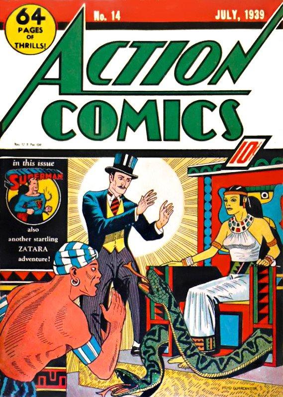 Zatara_da_Action_Comics_14