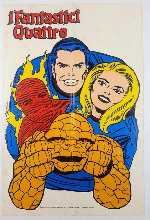 Poster dei fantastici quattro