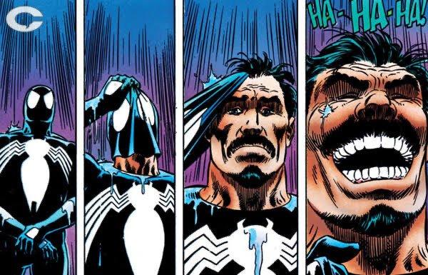 """una sequenza de """"L'ultima caccia di Kraven"""""""