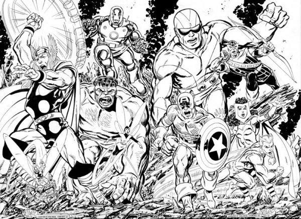 John Byrne_Avengers2