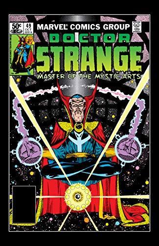 Cover dell'albo Doctor Strange #49 (1993)