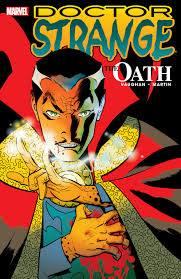 Cover del volume Doctor Strange: Oath (Marvel, 2007)
