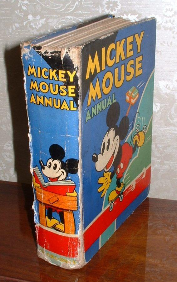 foto del volume Mickey Mouse annual del 19325 by Dario Janese