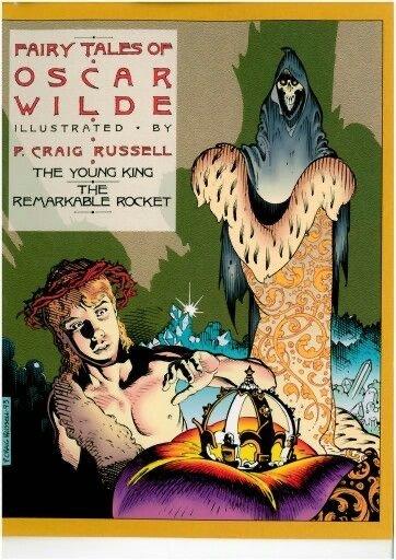 Fairy tales of Oscar Wilde, cover della prima edizione. © degli aventi diritti