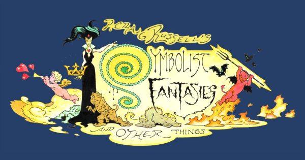 Symbolist fantasies and other things © degli aventi diritti