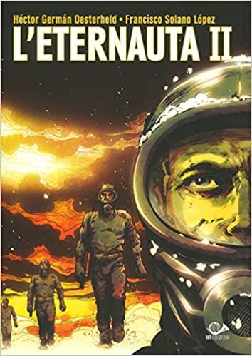 copertina dell'edizione economica di 001edizioni del L'Eternauta II (L'Eternauta il ritorno)