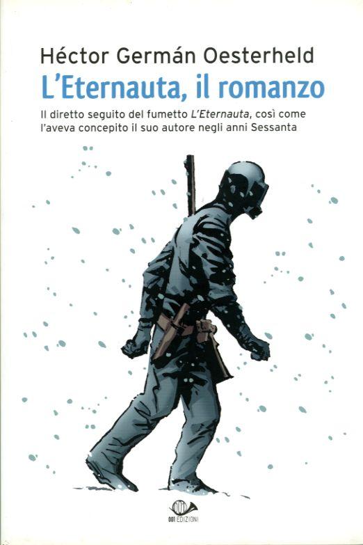 Copertina del L'Eternauta, il romanzo