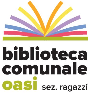 logo della Biblioteca Oasi sez. ragazzi