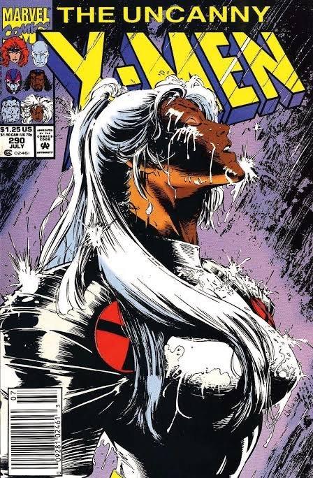 The Uncanny X-Men #290, disegni di Whilce Portacio