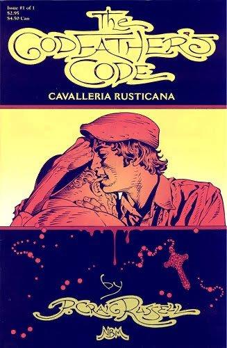 the-godfather's_cavalleria rusticana, cover © degli aventi diritti