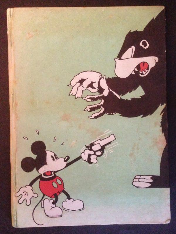 II secondo tomo, sempre dell'Editore Frassinelli di Torino, ha invece copertina verde con un'immagine scontornata da un cartoon, e parrebbe essere ancora più raro a causa della distruzione di gran parte delle copie in un incendio del magazzino dell'Editore.