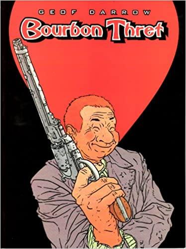Bourbon thret - copertina