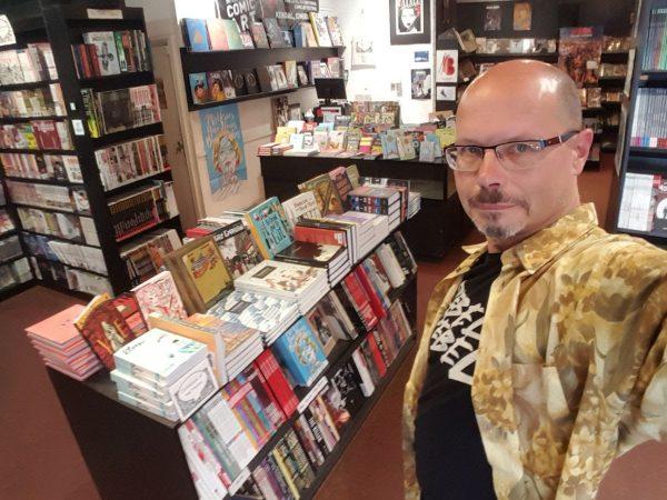 Stephen L. Holland, il nuovo Comics Laureate del LICAF