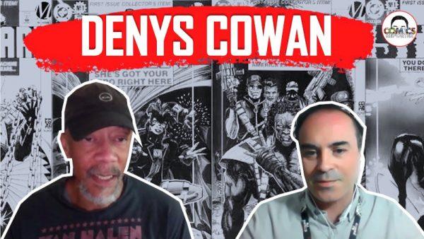 banner introduttivo con  DENYS COWAN e Filippo Marzo