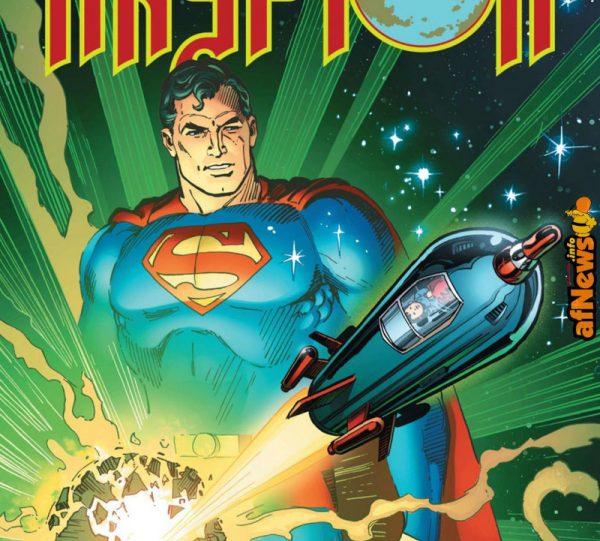 immagine di Kal-El spedito dal suo pianeta natale prima che questo andasse distrutto. immagine scaricata dal sito afnews.info (che si ringrazia)
