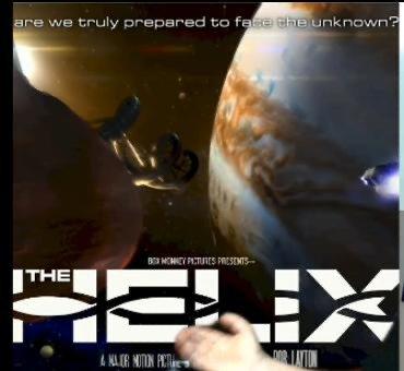 """immagine promo del film """"The Helix"""""""