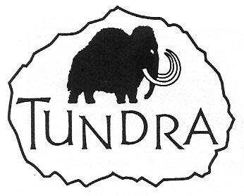 Logo dell'etichetta Tundra Publishing, fondata da Kevin Eastman