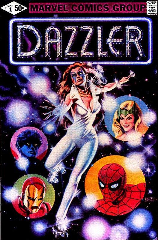 cover dazzler #1