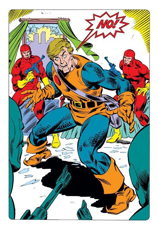 hobgoblin smascherato in Spider Man #245