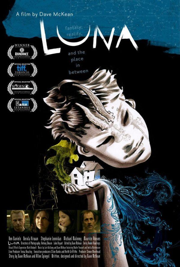Manifesto di Luna (film). Dave McKean
