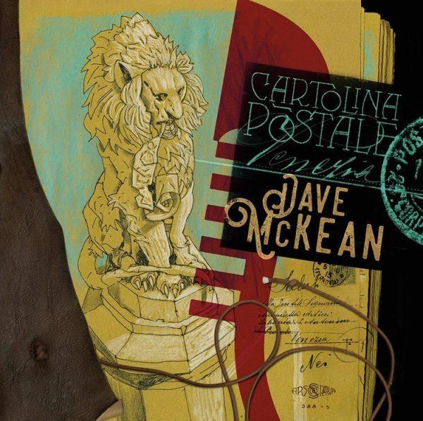 cartolina postale venezia di Dave McKean