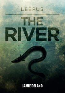 Copertina del romanzo di Jamie Delano, intitolato: The River