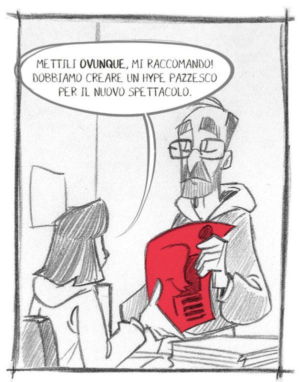 3_ Altra Immagine esempio fumetto ( da Qui sta il BUSILLIS)