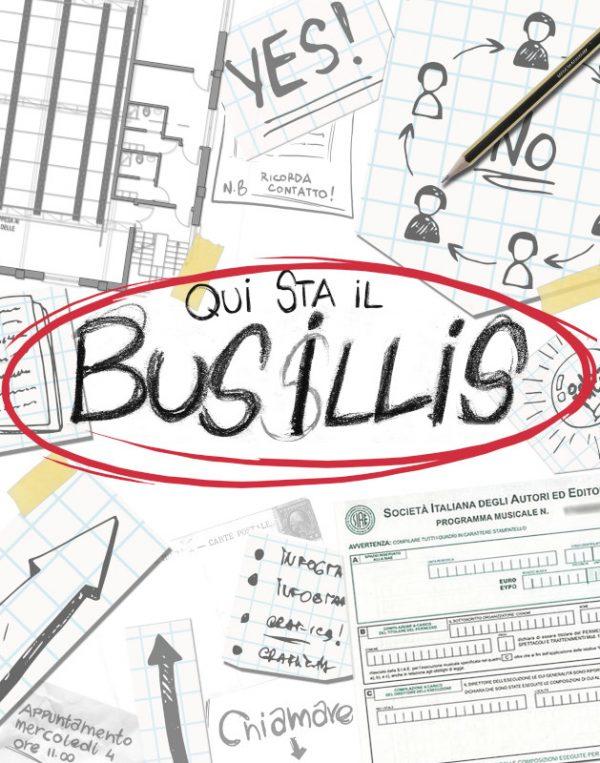 titolo del fumetto : Qui sta il BUSILLIS