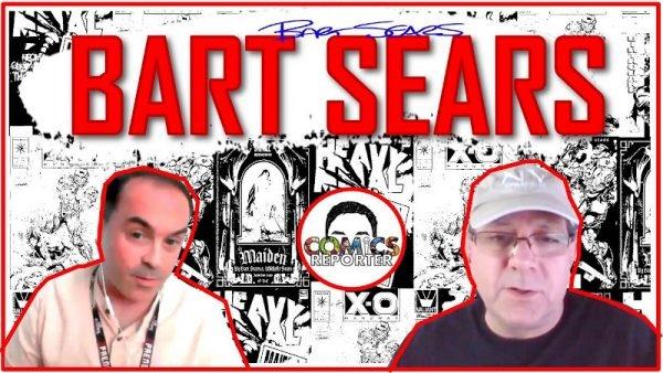 banner intervista a Bart Sears