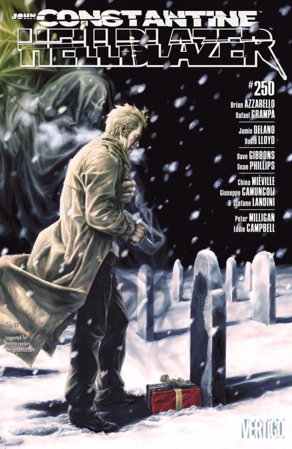 Hellblazer #250_COVER_con una storia di Camuncoli