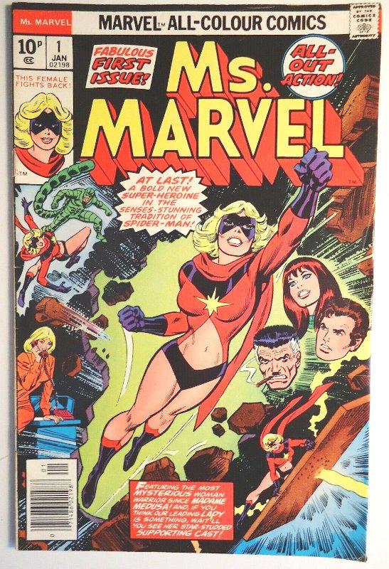 Miss Marvel #1