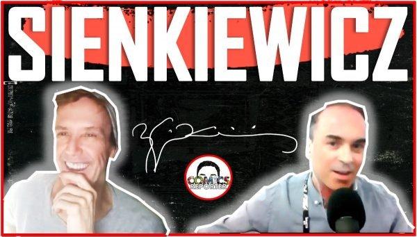 banner intervista a Sinekiewicz