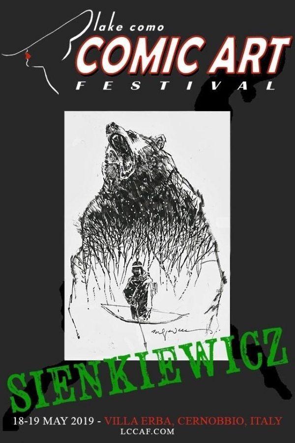 immagine promozionale di Lake Como 2019