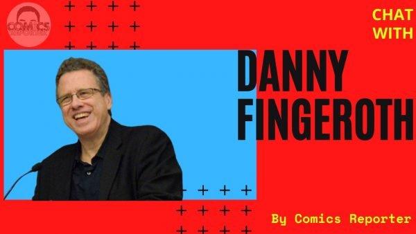 Danny Fingeroth_banner-intervista