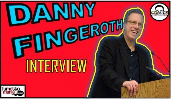 Danny Fingerothbanner-benner-intervista