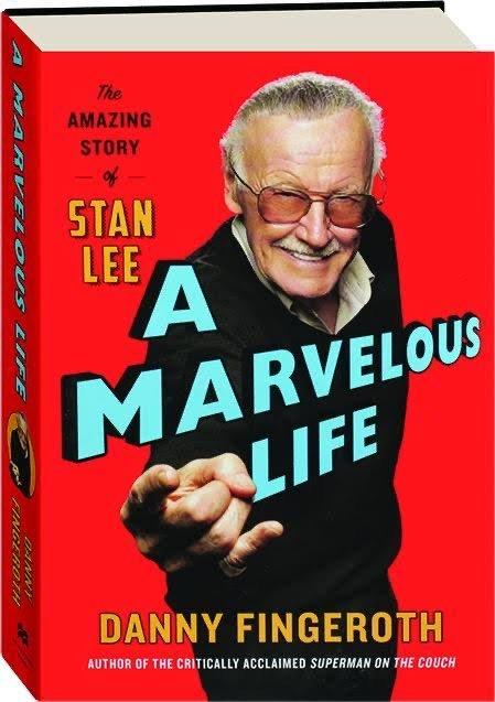 """cover del libro """"A Marvelous Life"""" argomento della domanda e risposta successiva"""