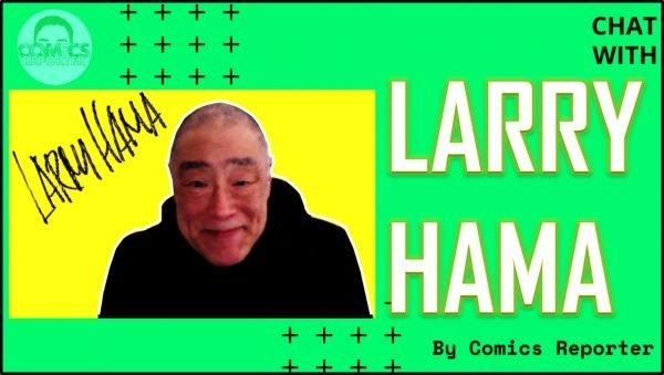 secondo banner-copertina-intervista a Larry Hama