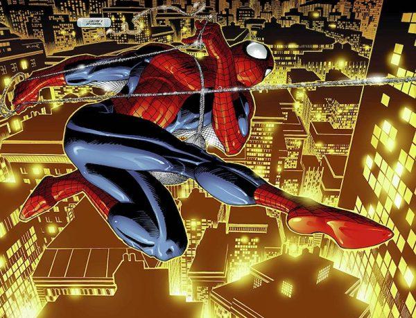 "vignetta esttatta da ""Spider-Man – Tornando a casa"""