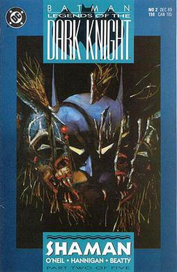 1 Legend of Dark Knight # 2