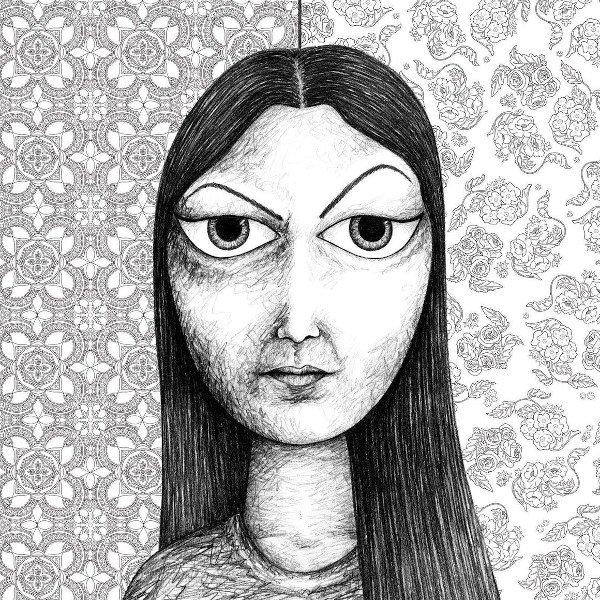 illustrazione di Sayra Begum