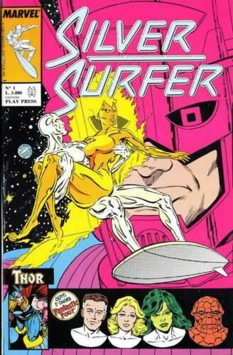 Silver sufer #1_play Press