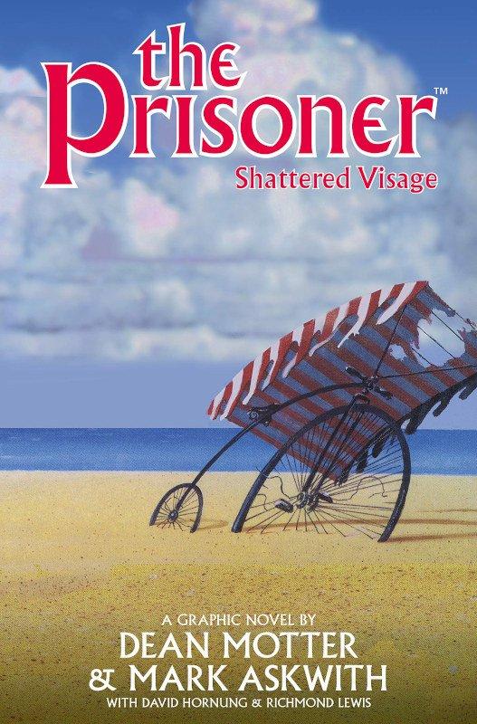 Copertina della GN The Prisoner (1988)