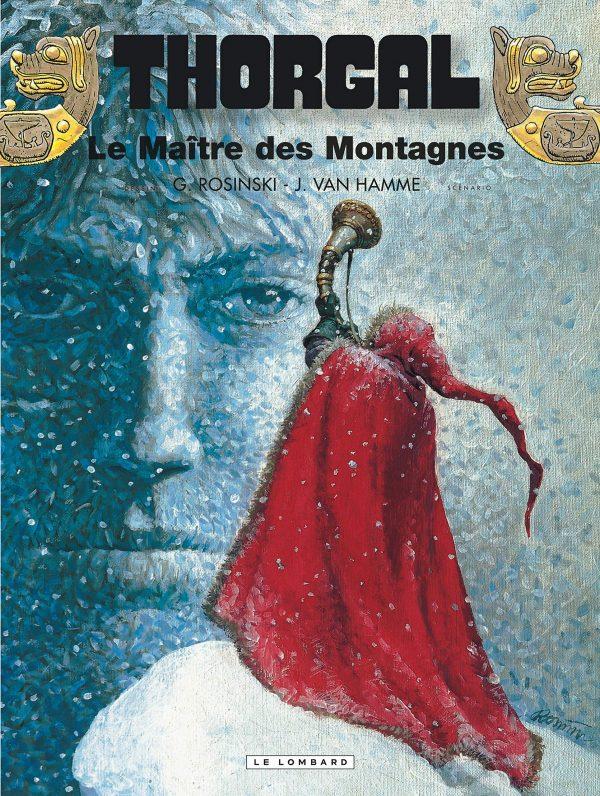 """15° volume di Thorgal : """"Il padrone delle montagne"""" : Edition Du Lombard (1989)"""