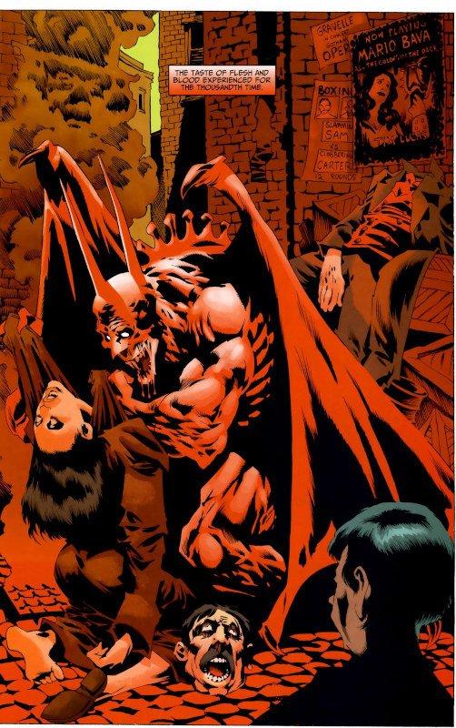 Batman Vampiro di Kelley Jones
