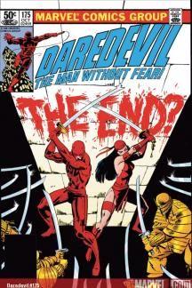 daredevil #175 su F4 n. 9 - Star comics