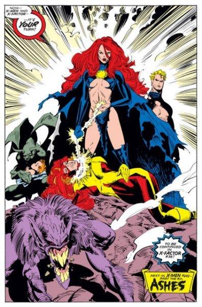 madelyne-pryor-da Inferno_Aprile 1983 – Uncanny X-Men #168