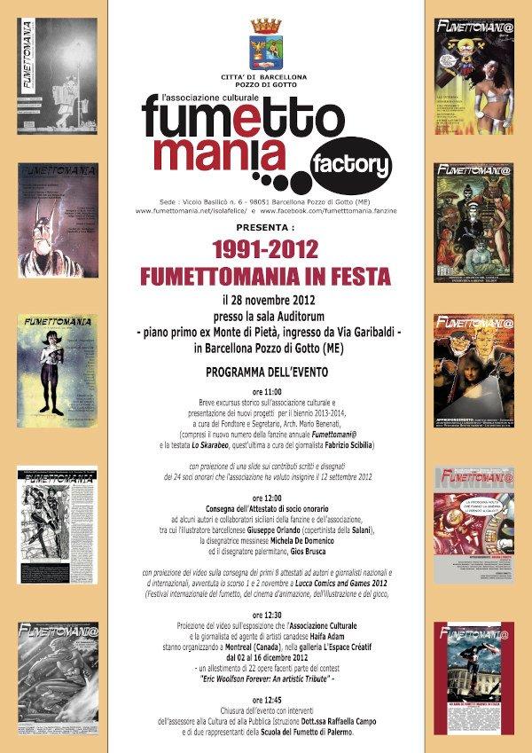 2012-11-28_locandina_fumettomania in festa